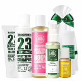 Big Green Cosmetics from Korea _ USA_ Hair care_ Face care