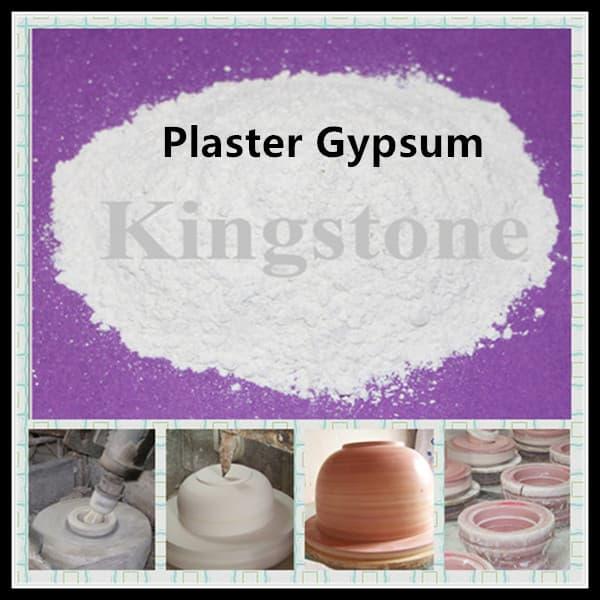 Gypsum Plaster Of Paris : Gypsum powder pottery plaster of paris for china ware from