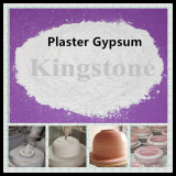 Gypsum Powder Pottery Plaster of Paris for China Ware