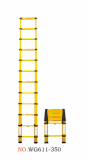fiberglass ladder telescopic ladder 3.5m