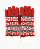 -iGloves-Smartphone Touch Gloves_red gloves