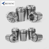 High Precision ER Spring Collets Chucks for CNC Spindles