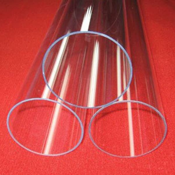 Quartz Tubes OD3MM_450MM of high purit
