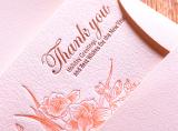 Handmade Letterpress Card, Greeting Card, Thank You Card, New Year Card including Envelopes_3.jpg