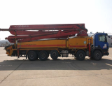 KCP48 USED CONCRETE PUMP CAR