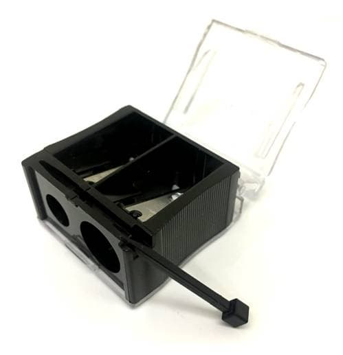 Dual_Point Pencil Sharpener 4 in 1