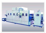 High Pressure & Vacuum Thermo-forming Machine