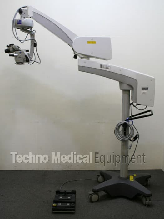 Carl Zeiss OPMI Visu 160 with S7 stand Surgical Microscope