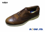 Business walking shoes _brown _ beige_