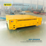 Motorised Battery Transfer Trolleys for Dies Transport