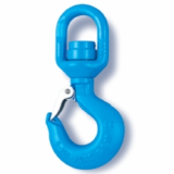 Alloy Swivel Bearing Hoist Hook-IJIN MARINE