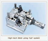 Injection mold(Tooling)