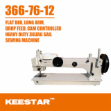 Keestar 366_76_12 long arm zigzag sewing machine