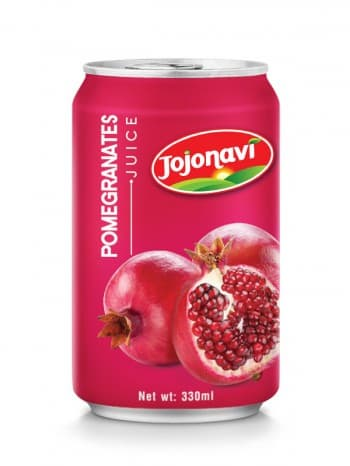 Pomegranates Juice Aluminium Can