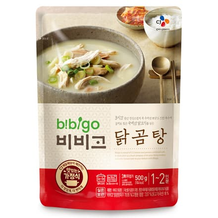 CJ Bibigo Chicken Soup