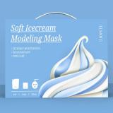 Soft Icecream Modeling Mask