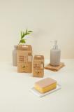Sisal _or coconut_ cellulose sponge