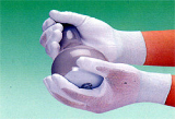 Nylon & PU Palm Fit Gloves(SS-200A)