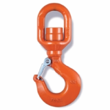 Carbon Swivel Bearing Hoist Hook with ball bearing. IJIN MARINE LIMITED