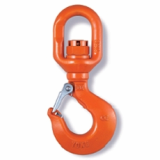 Carbon Swivel Hoist Hook with brass washer-IJIN MARINE LIMITED
