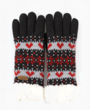 -iGloves-Smartphone Touch Gloves_black gloves