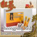 Cheongpung Honeyed Korean Red Insam