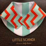 Little Scandi Scarf Bib