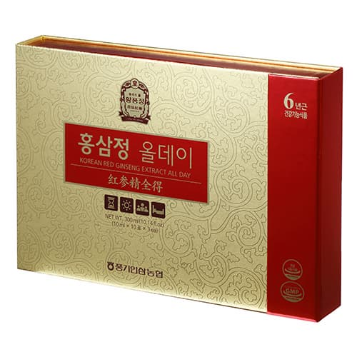 Red Ginseng Tablet
