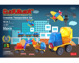 Click Block_ Magnet educational toyX_bar Completetransport