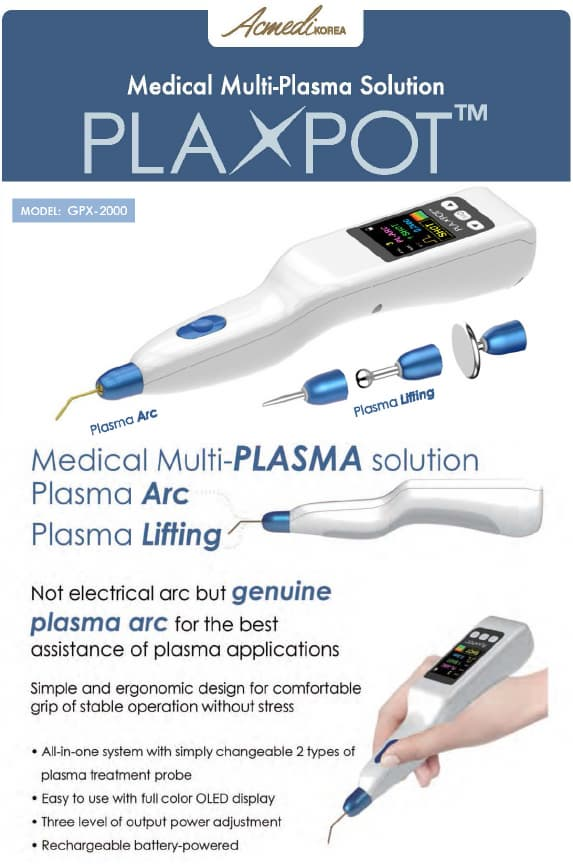 PLAXPOT _ Medical Plasma Solution