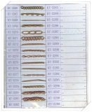 Brass Chain for imitation jewelry-KT3164-