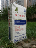 E516 food grade calcium sulfate anhydrous