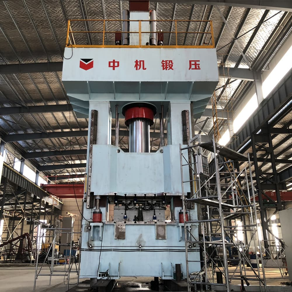 1000Tons High Speed Hydraulic Servo Press | tradekorea