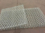 Woven Wire Mesh Cages _Baskets_ for Gabion Project