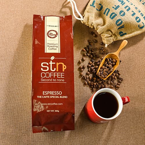 STN Espresso Coffee Bean