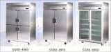 Reach in Refrigerator -Dual Temp Series-