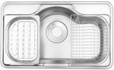 stainless steel kitchen sink - DS850