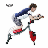 health bike with abdominal exerciser