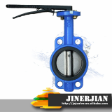 Jinerjian long neck butterfly valve