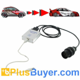 KWP2000 Plus USB To OBDII ECU Flashing Cable