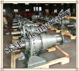 custom built high torque planetary gearbox