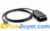 USB VAG-COM to 16 pin OBD2 Car Diagnostic 409 Cable