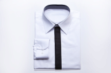WHITE LINE SHIRTS-S15F04WH-