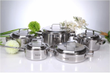 5 Ply Clad Pot Set