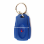 Factory Programmable ABS Material RFID HF I_CODE SLI Key Fob