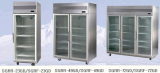 Reach in Refrigerator -Glass Door Series-