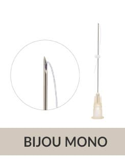 Face Lifting PDO Thread BIJOU Mono_ Mono White_ Gold