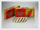 korean Red Ginseng Gold Capsule