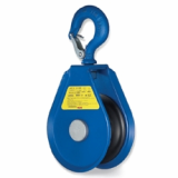 Hay Fork Pulley With Swivel Hook-IJIN MARINE LIMITED