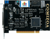 PCI DAQ - COMI-CP201 (PCI Based Analog Input Board)